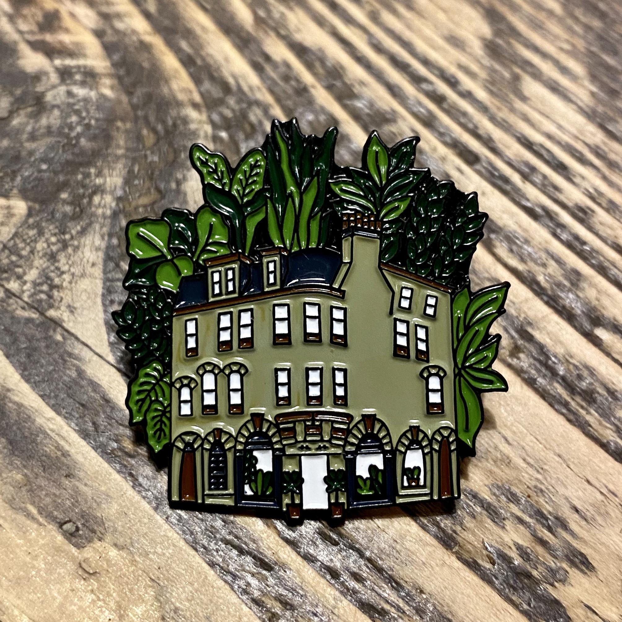 grow urban. Pin