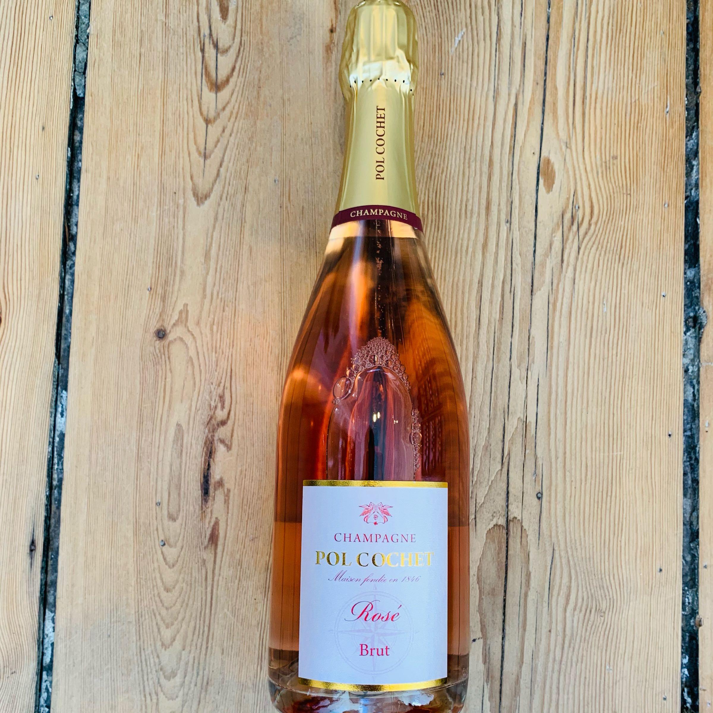 Pol Cochet Rosé Champagne