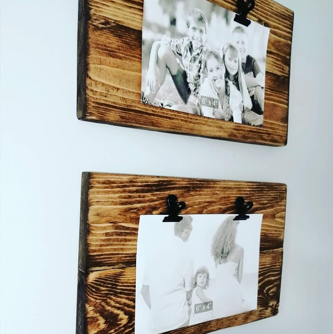 Photo Frame Plank