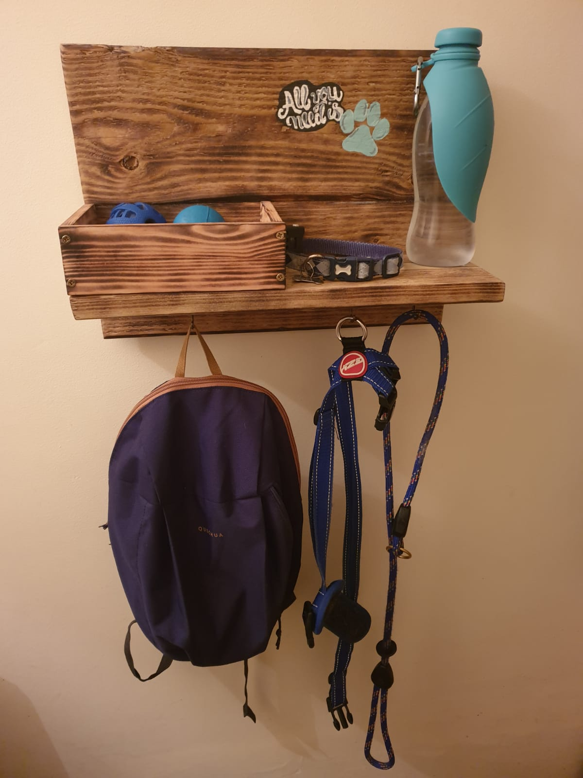 Pet Accessories Organiser