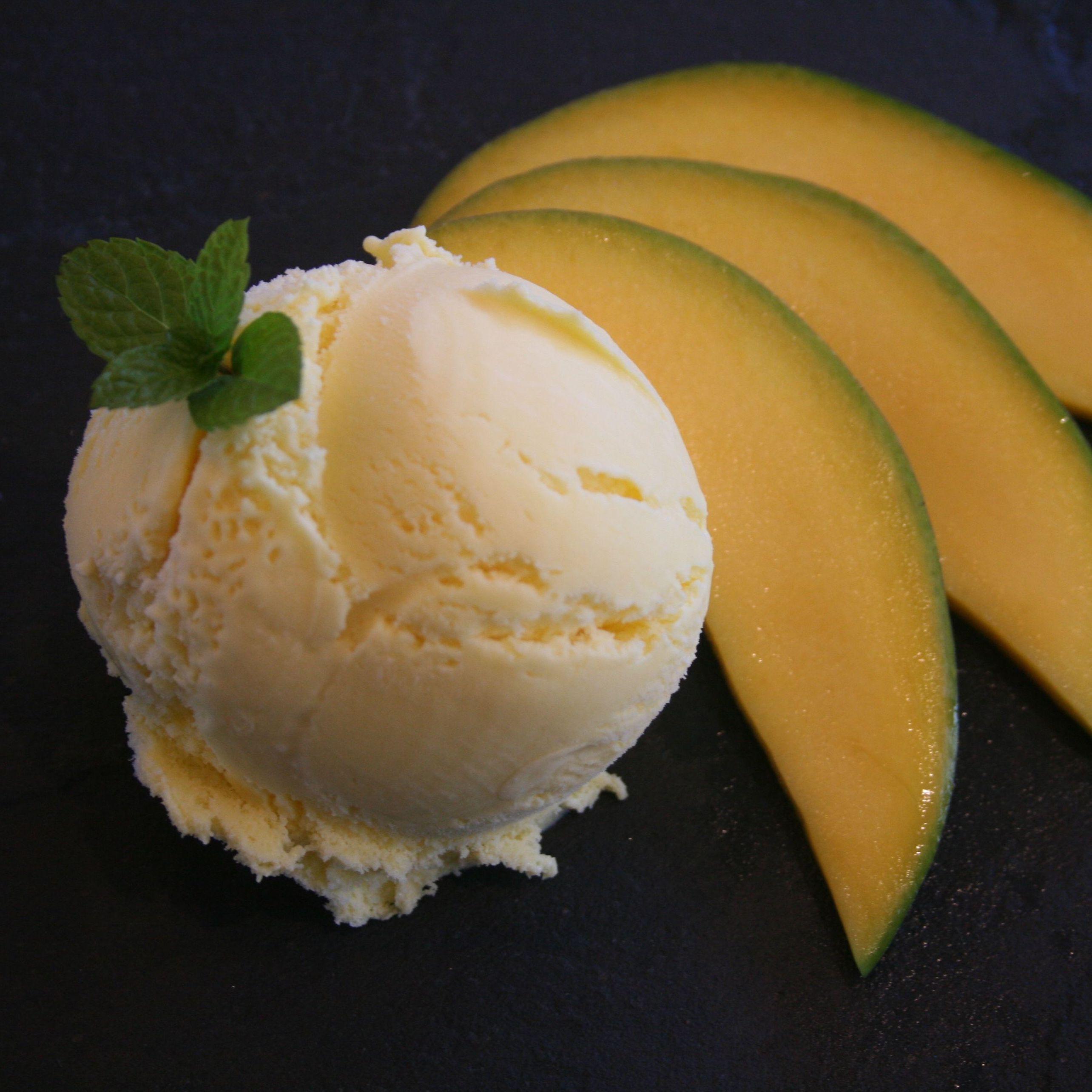 Mango Sorbet 🥭