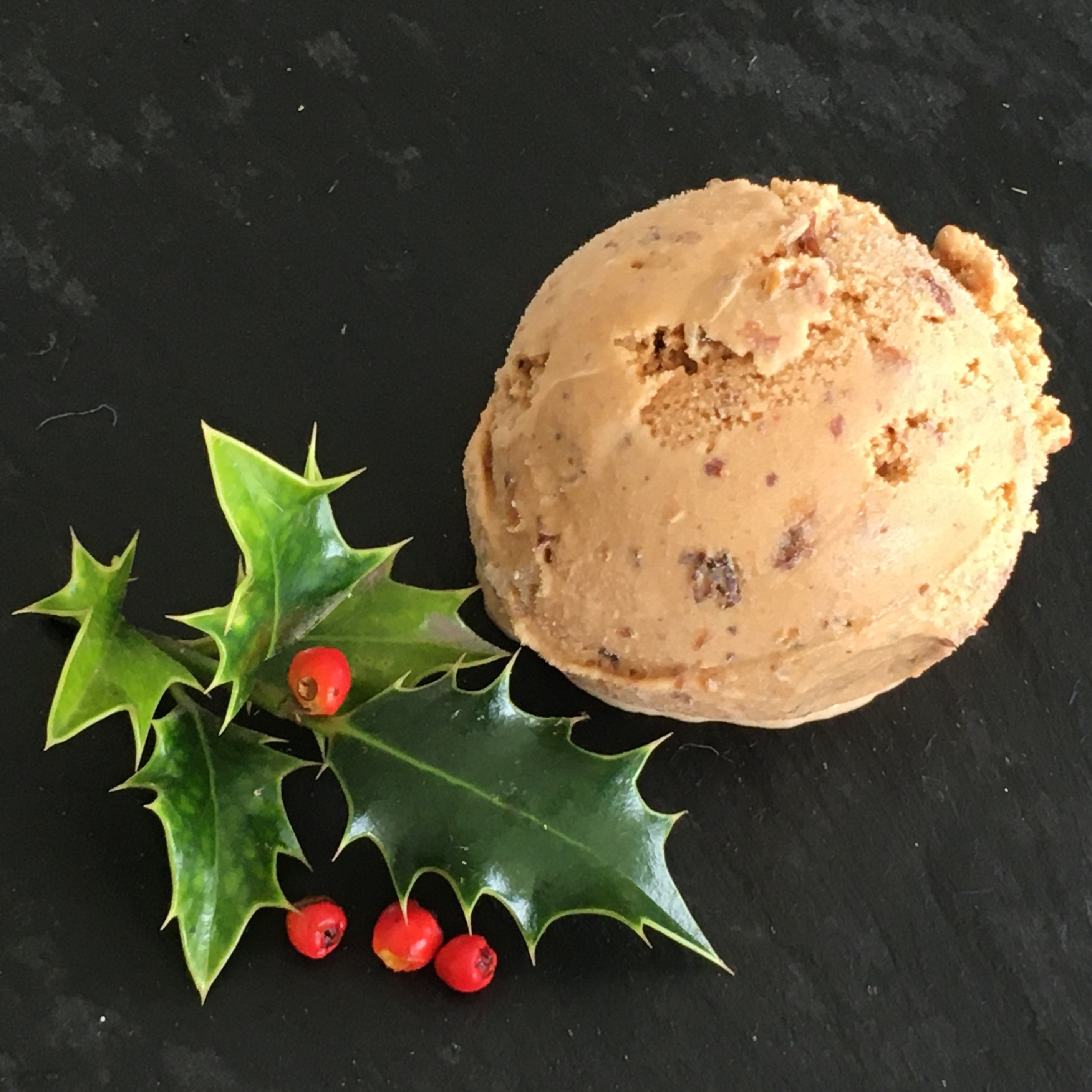 Christmas Pudding Ice Cream - Special Offer 🍨🎄