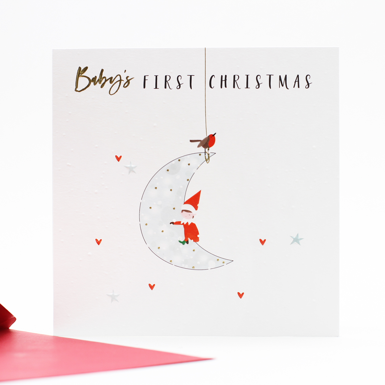 Belly Button Designs, Baby's First Christmas