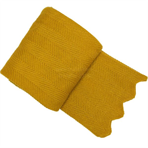 Malini Doura Mustard Throw