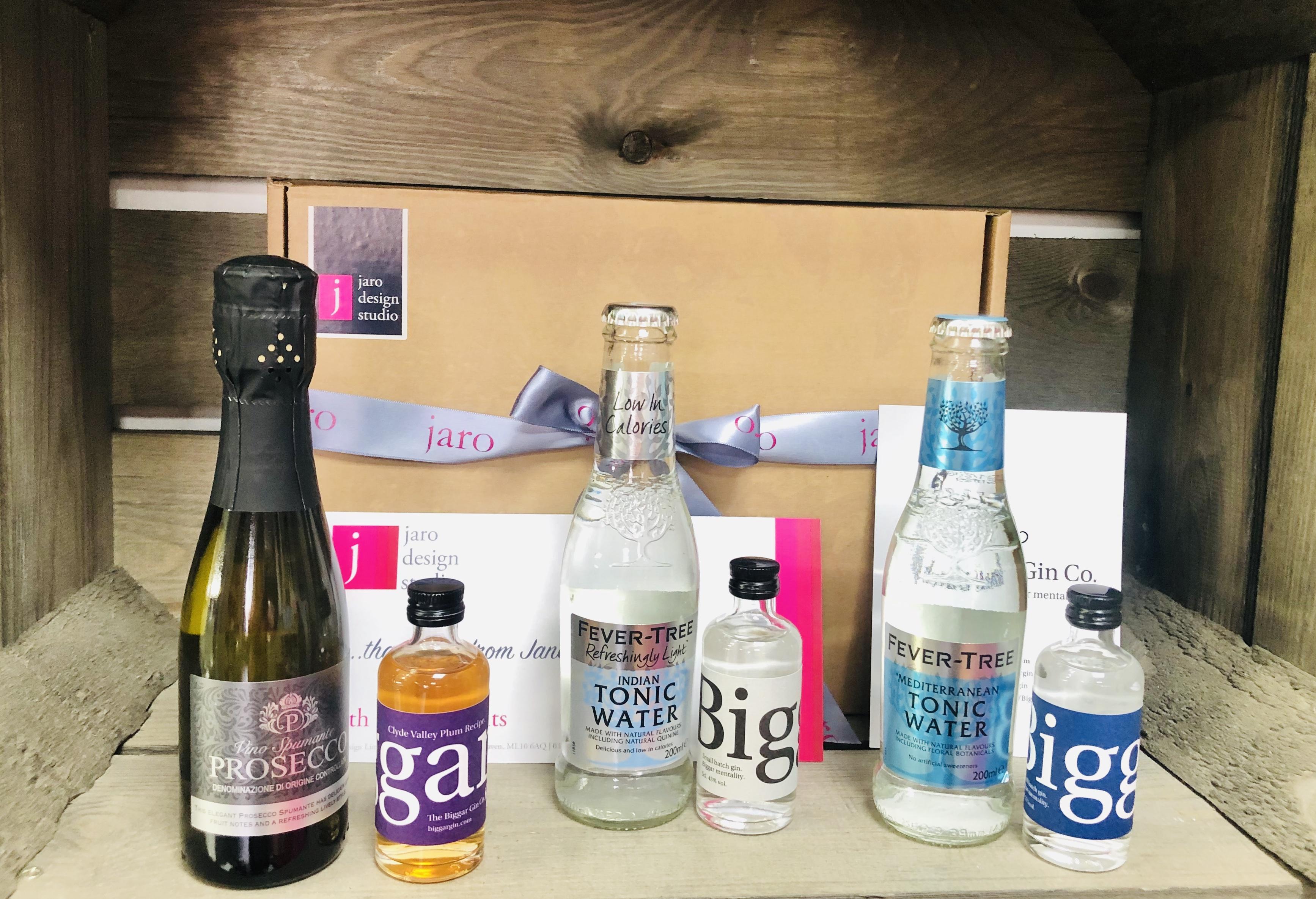 Biggar Gin Tasting Box