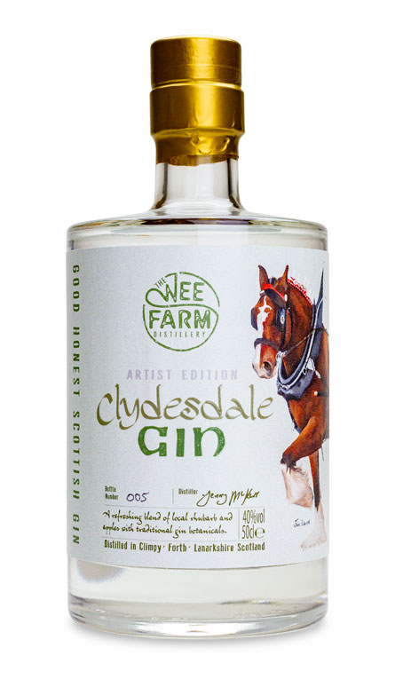 The Wee Farm Distillery, Clydesdale Gin