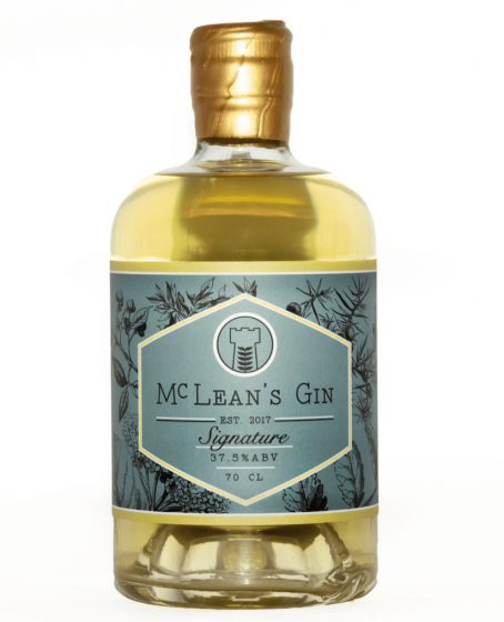 McLeans Signature Gin