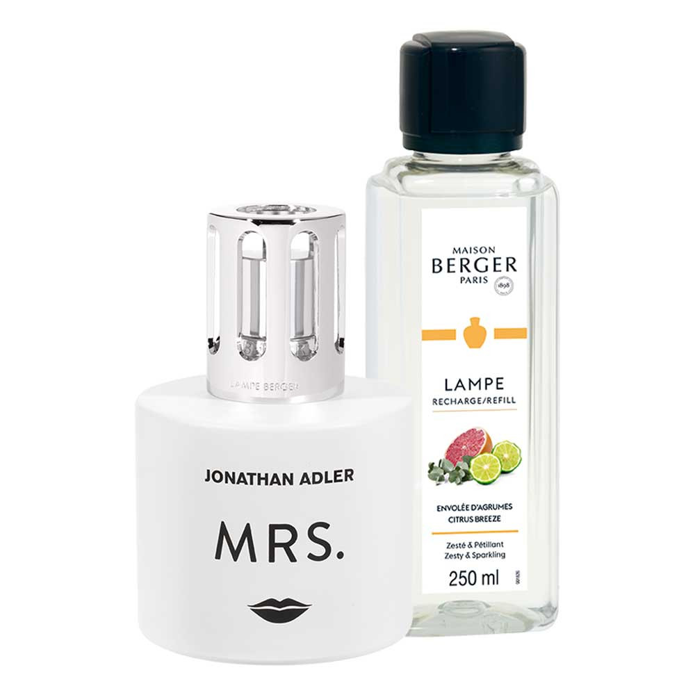 Maison Berger Mrs Collection Lamp Gift Pack