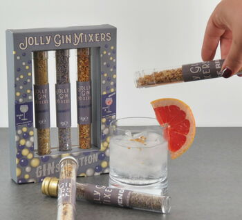Jolly Gin Mixers