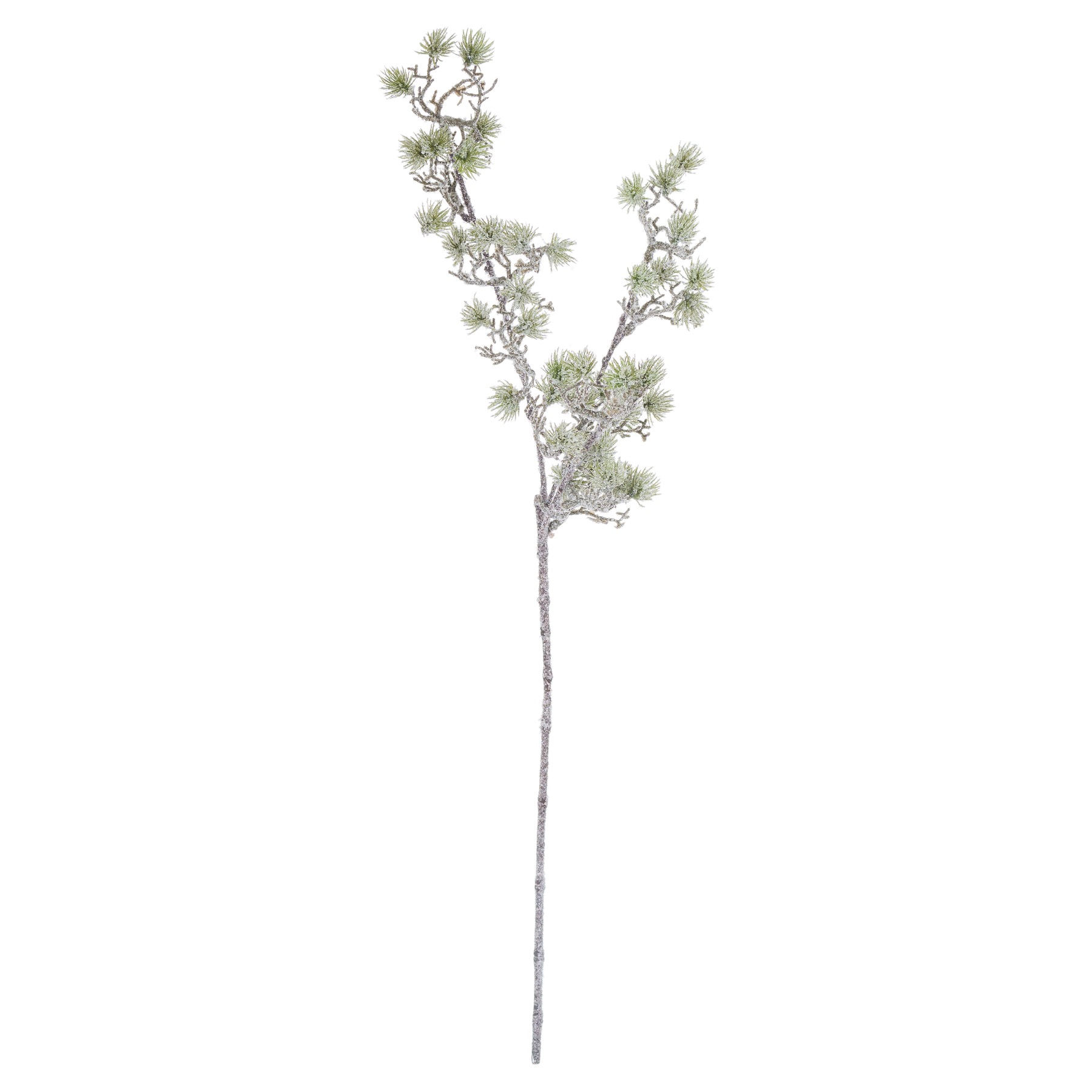 Small Festive Snow Branch