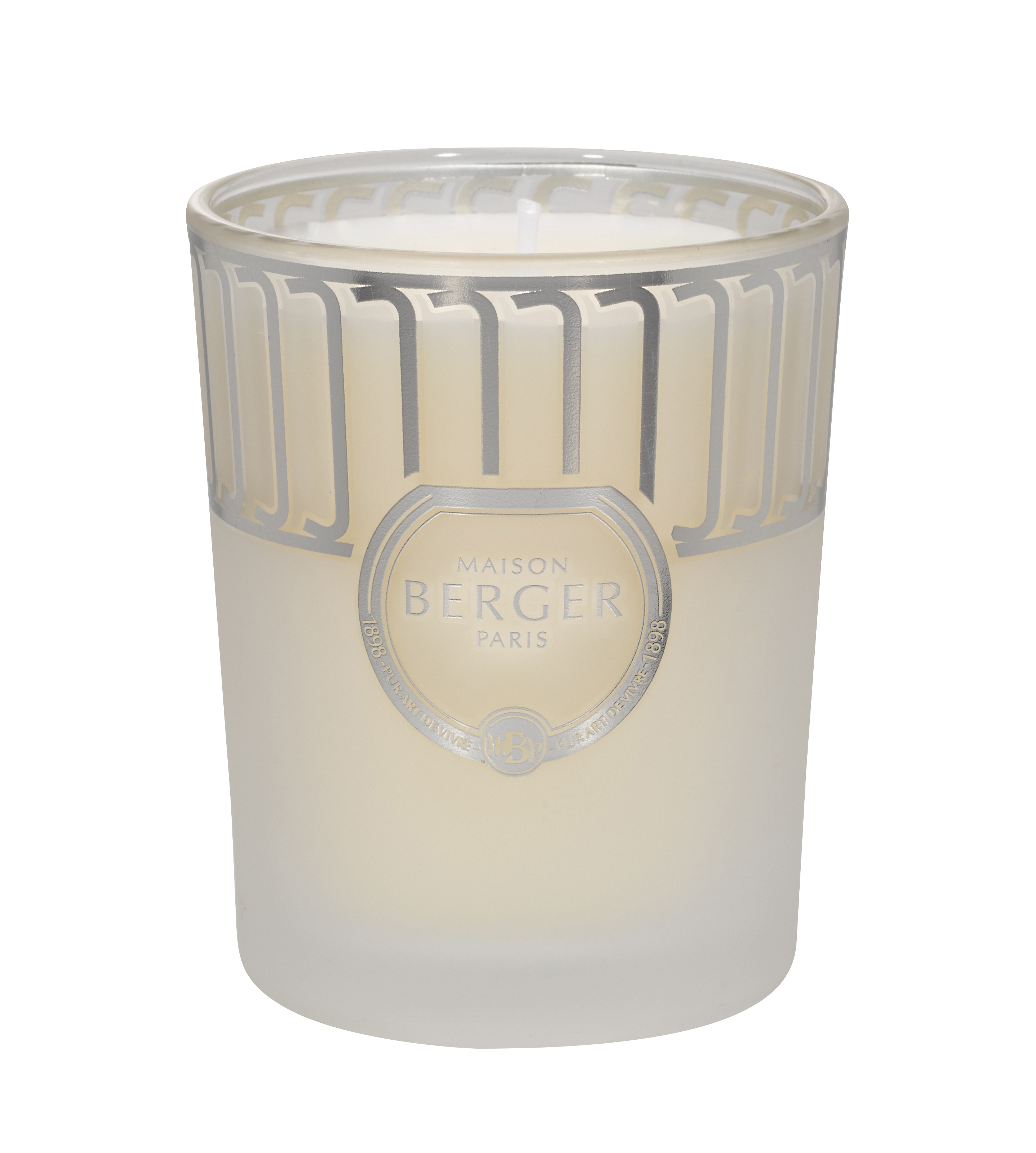 Maison Berger Frosted White Land Scented Candle