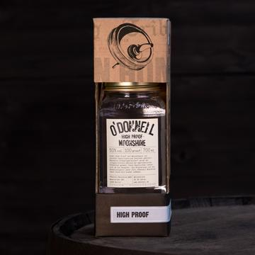 O'Donnell Moonshine, High Proof