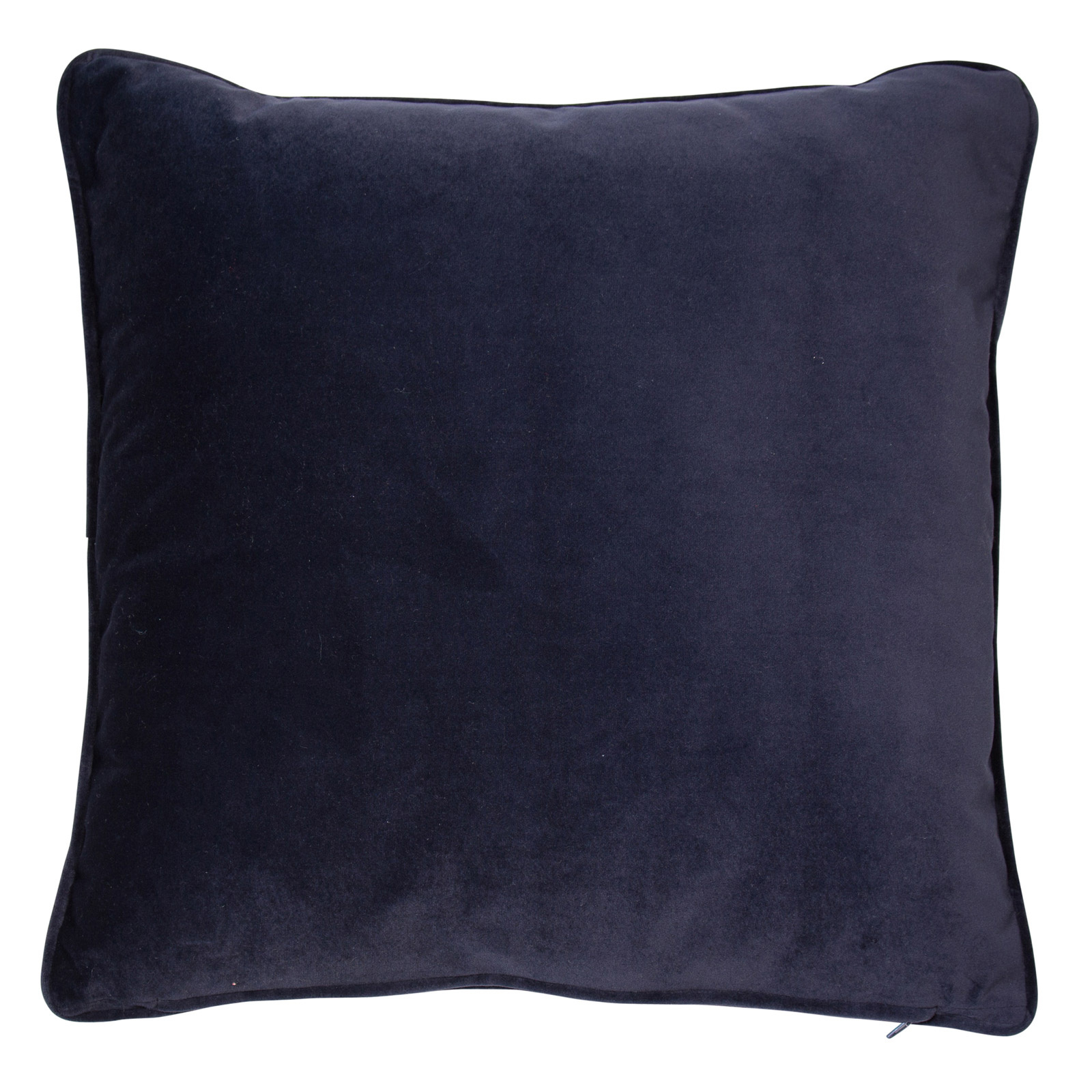 Malini Luxe Navy Cushion