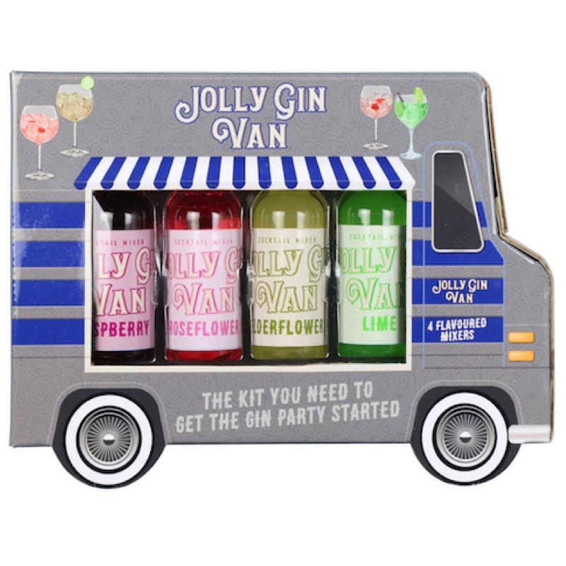 Jolly Gin Van