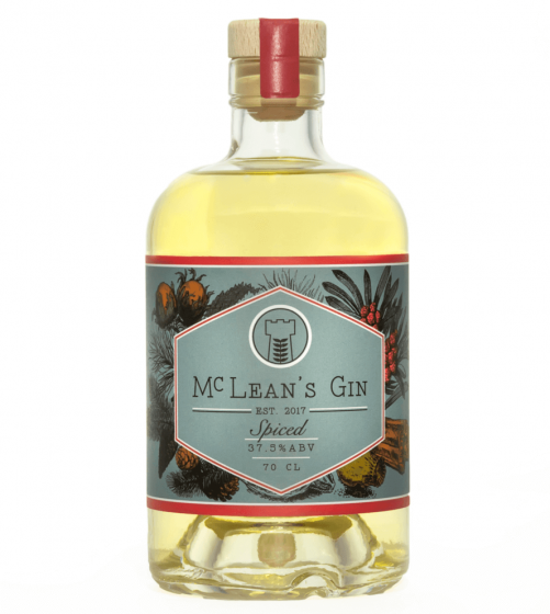 McLean's Spiced Gin
