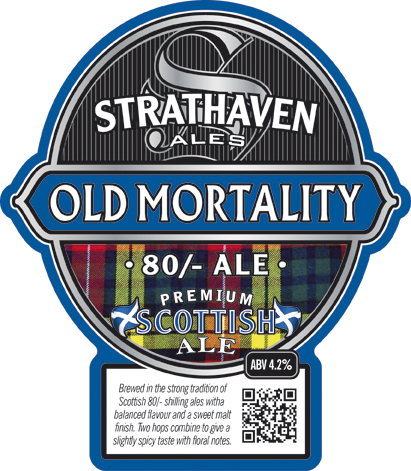 Strathaven Ales, Old Mortality
