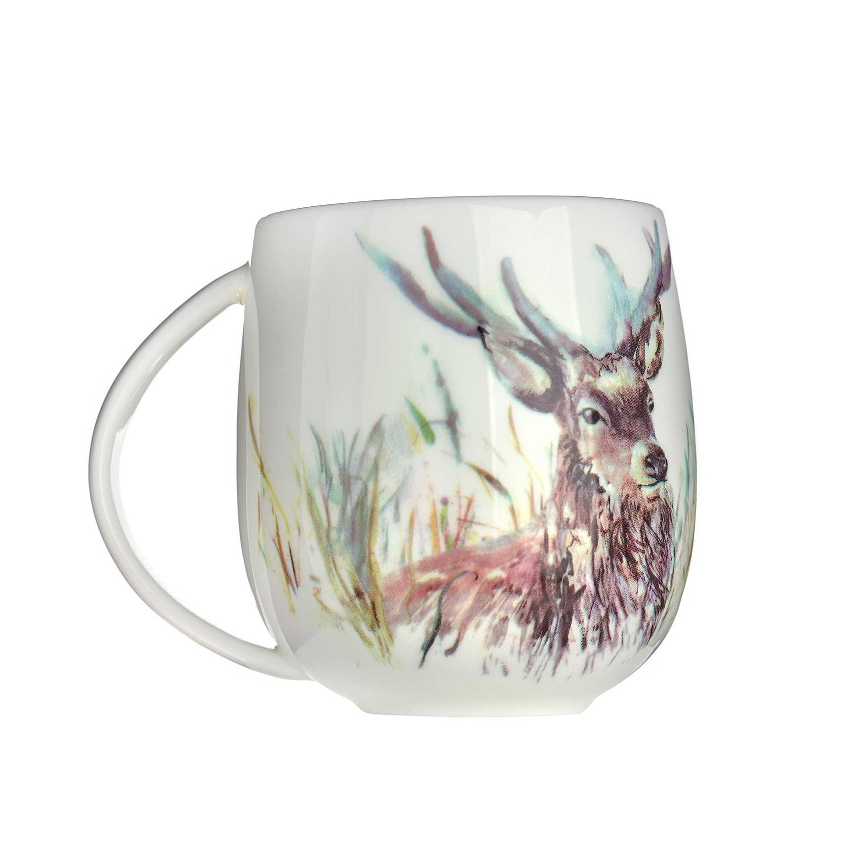 Voyage Stag Ceramic Mug