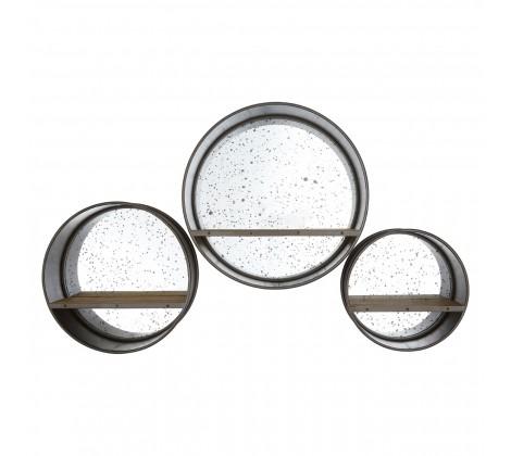 Trinity Round Wall Mirrors