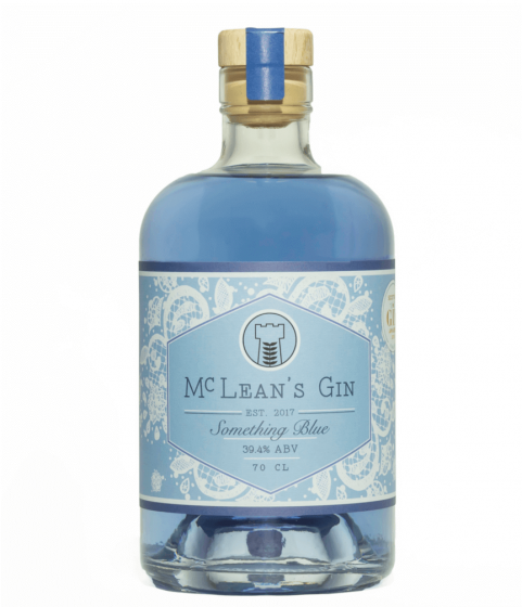McLeans Something Blue Gin