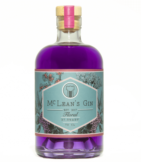 McLeans Floral Gin