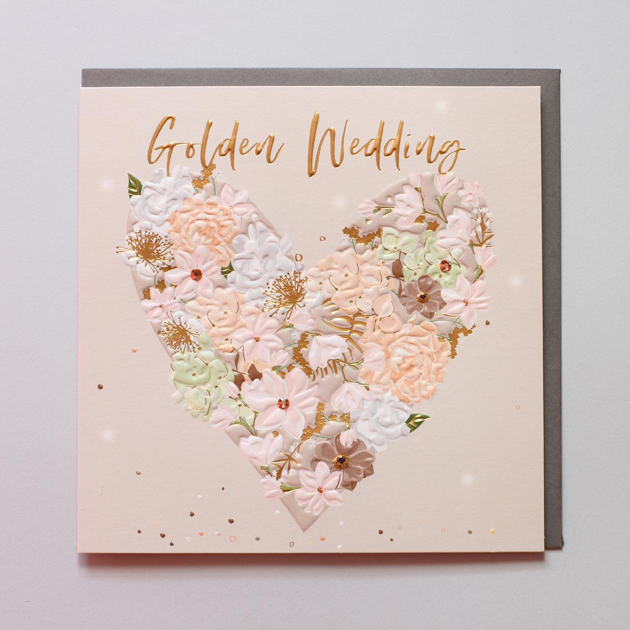 Belly Button Designs, Golden Wedding Anniversary