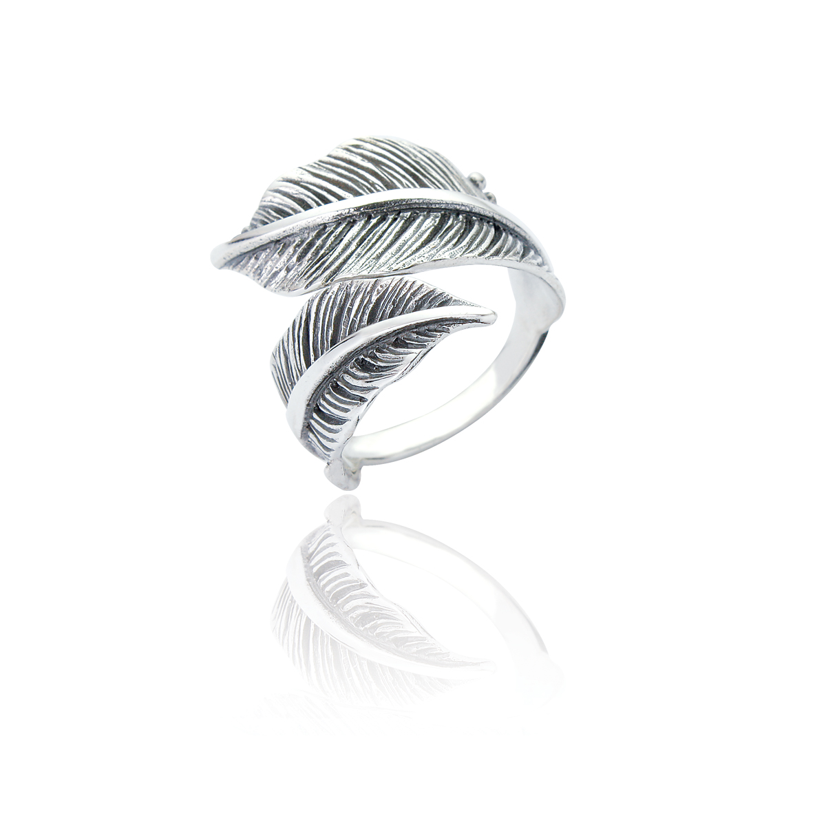 Spoke 925, Indra Feather Ring