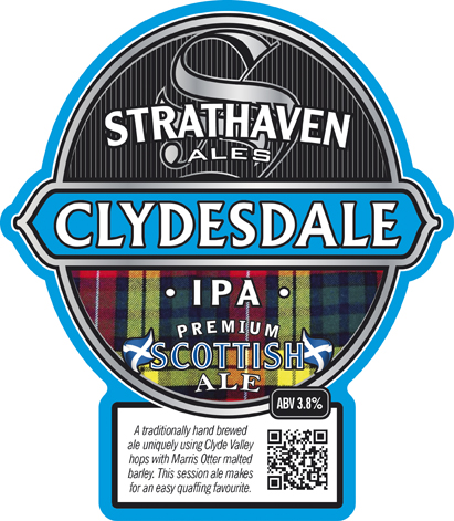 Strathaven Ales, Clydesdale IPA