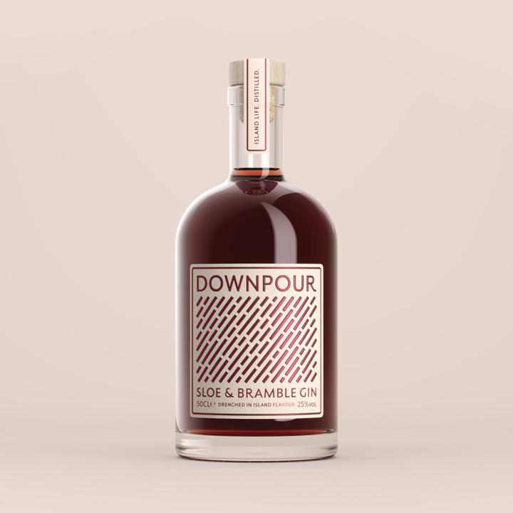 Downpour Sloe and Bramble Gin