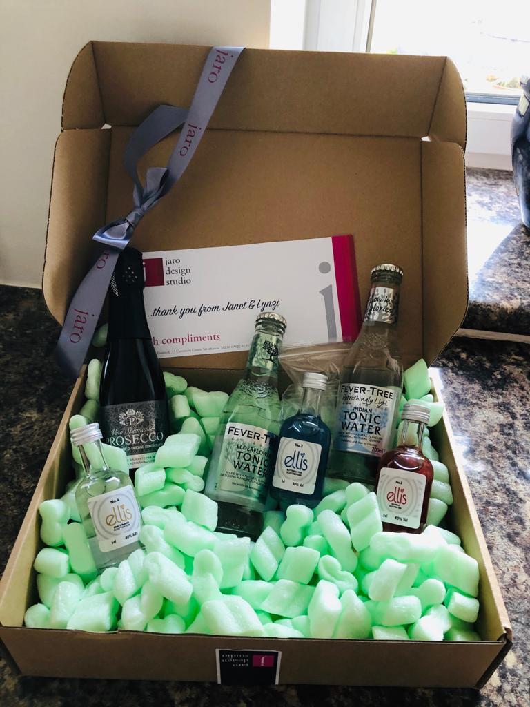 Ellis Gin Tasting Box