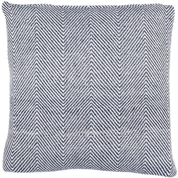 Malini Kampala Navy Cushion