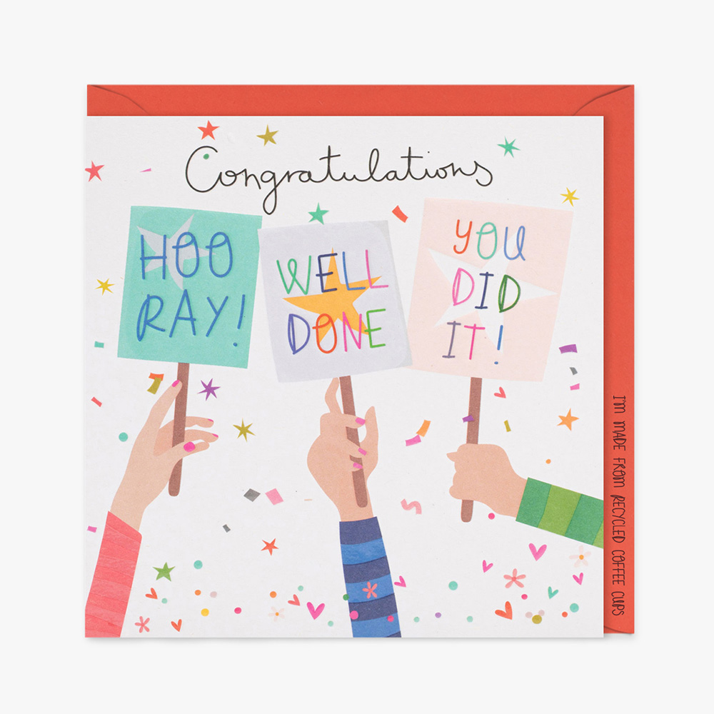 Belly Button Designs, Congratulations