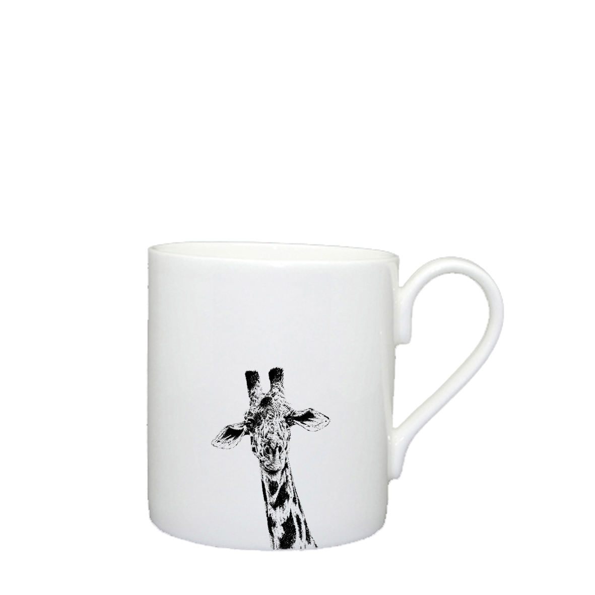 Little Weavers Arts, Giraffe, Large Mug