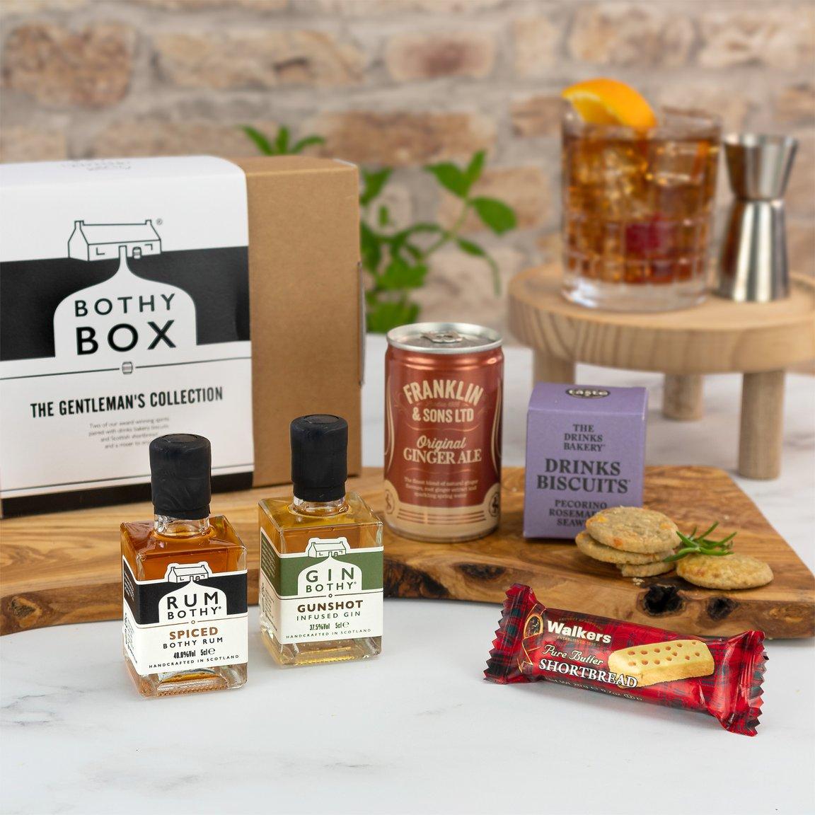 Gin Bothy - Gentleman's Collection Gift Box