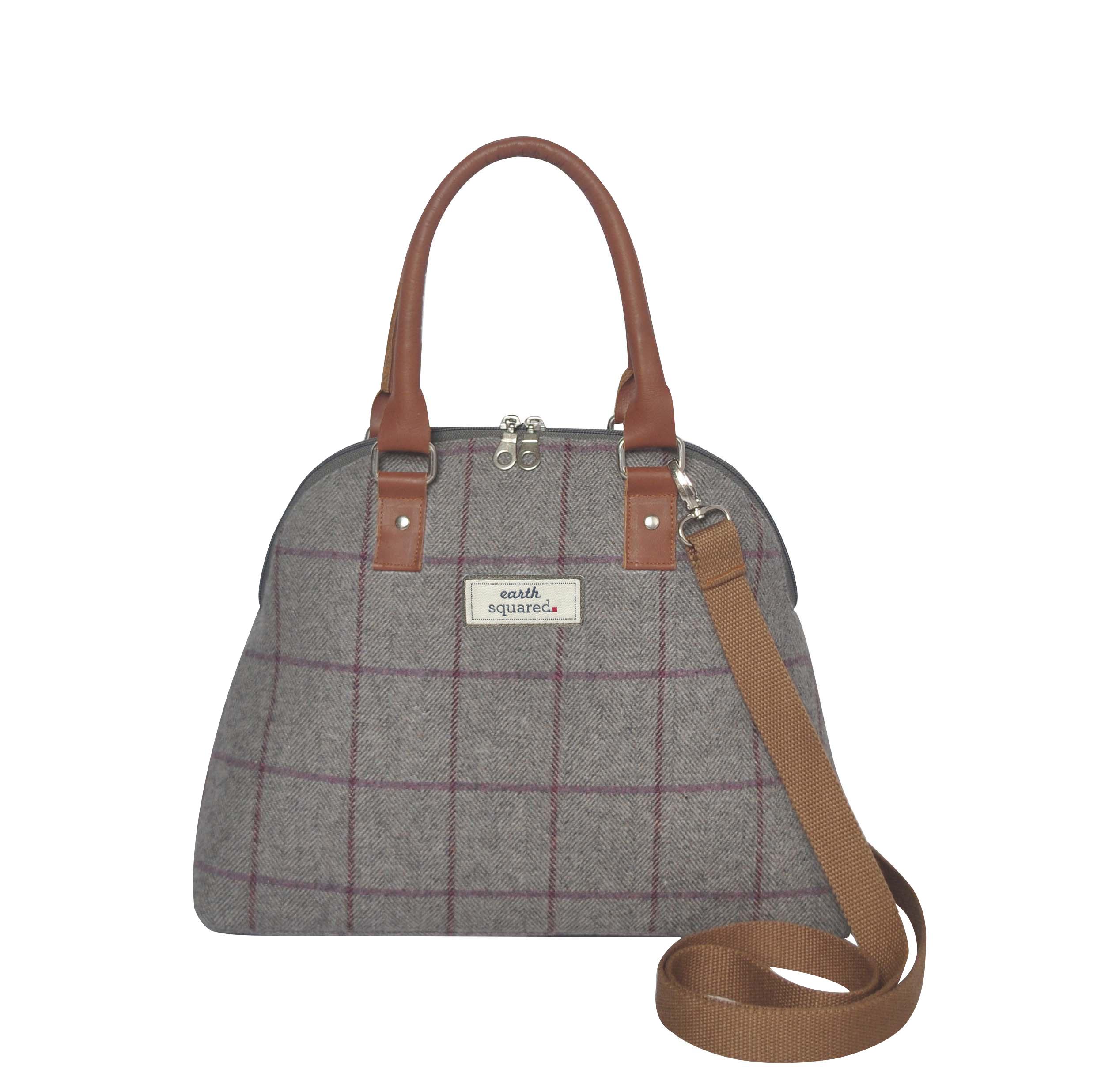Earth Squared Heritage Tweed Phoebe Bag