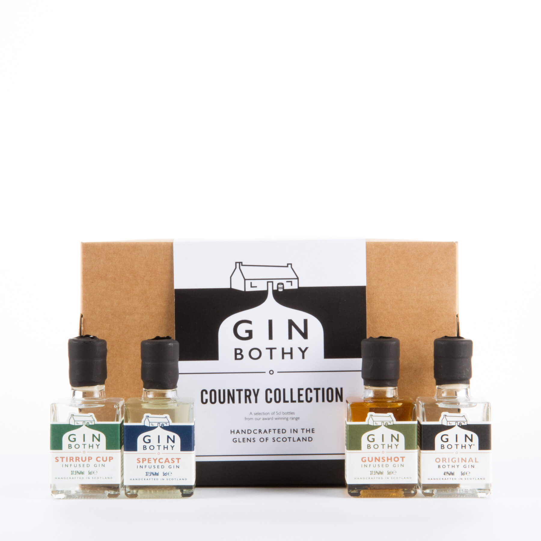 Gin Bothy - Country Collection Gifting Pack