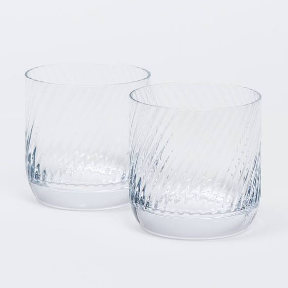 Harris Gin Glass Twin Set