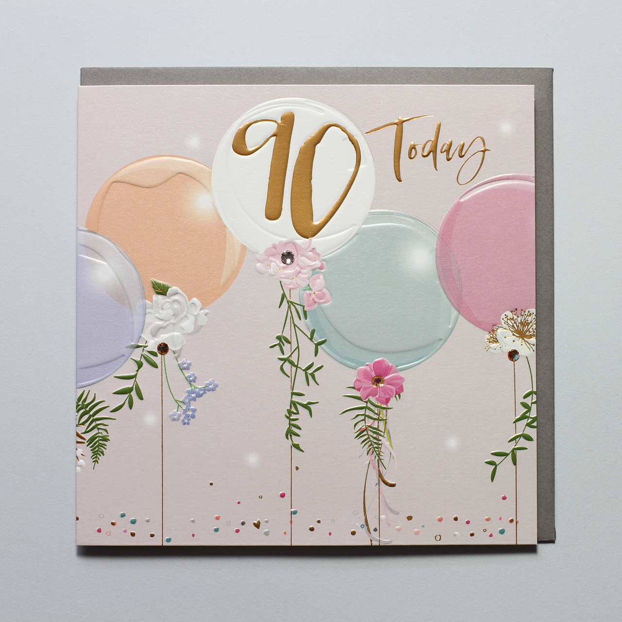 Belly Button Designs, 90th Birthday Balloons