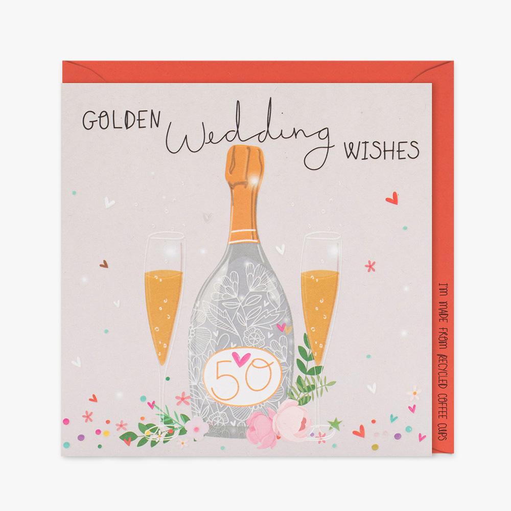 Belly Button Designs, Golden Wedding Wishes