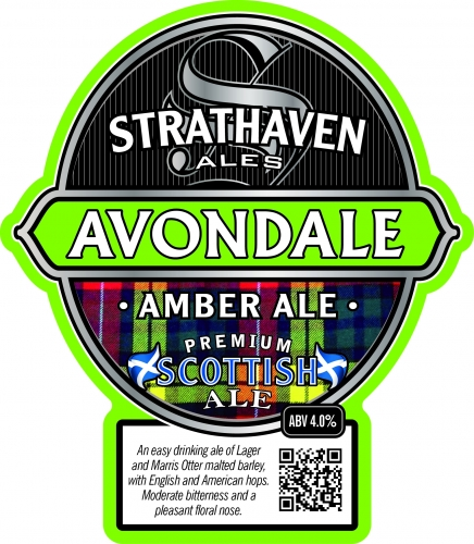 Strathaven Ales, Avondale Amber Ale