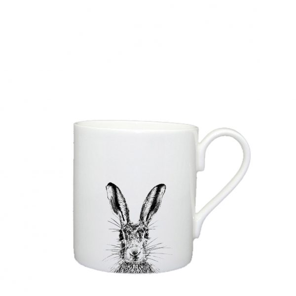 Little Weavers Arts, Sassy Hare, Large Mug