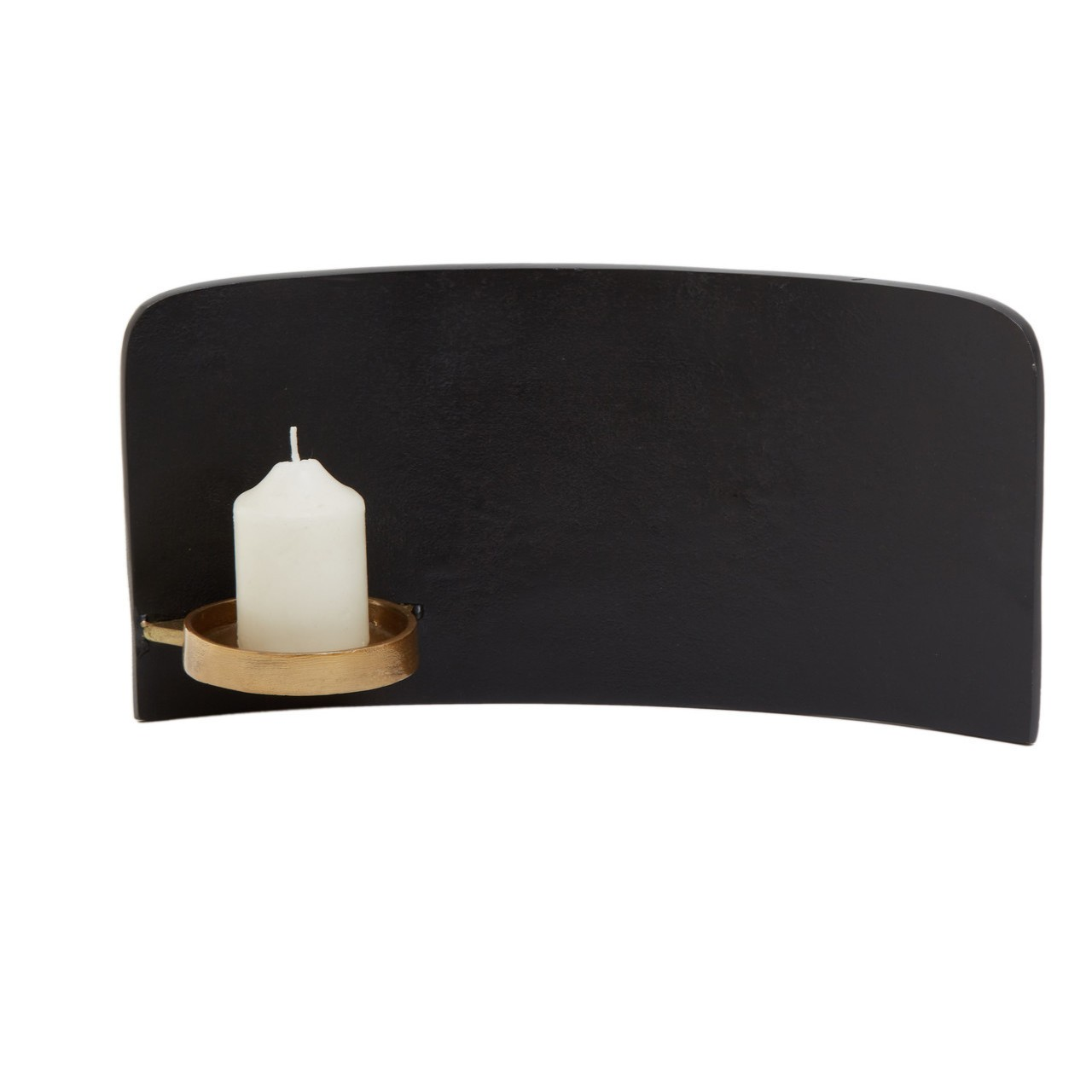 Daito Black Gold Candle Holder