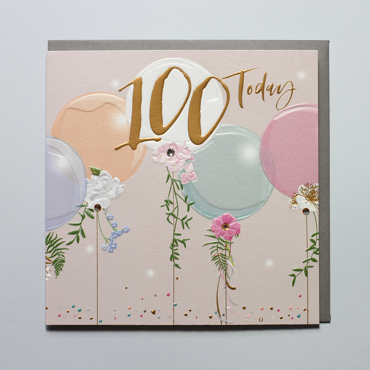 Belly Button Designs, 100th Birthday Balloons