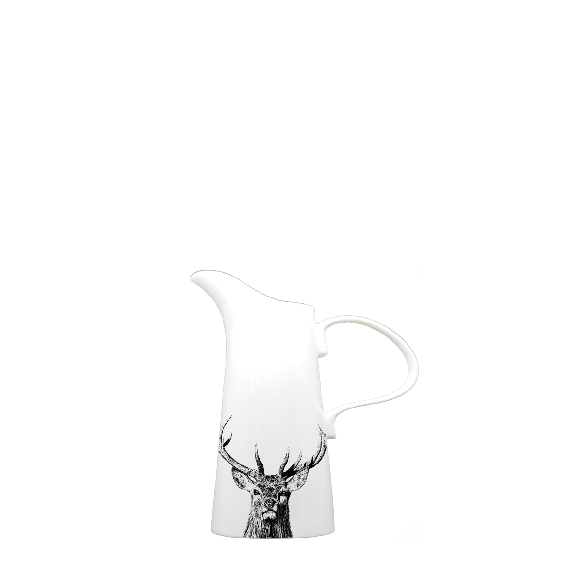 Little Weavers Arts, Majestic Stag Jugs