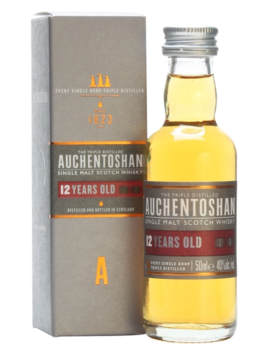 Auchentoshan - 12 Year Old Miniature