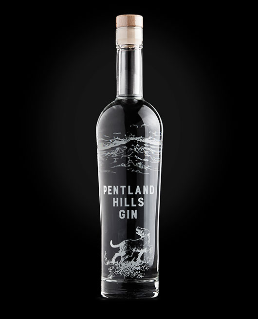 Pentland Hills Gin