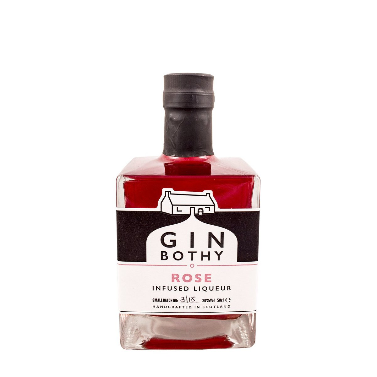 Gin Bothy Rose Liqueur