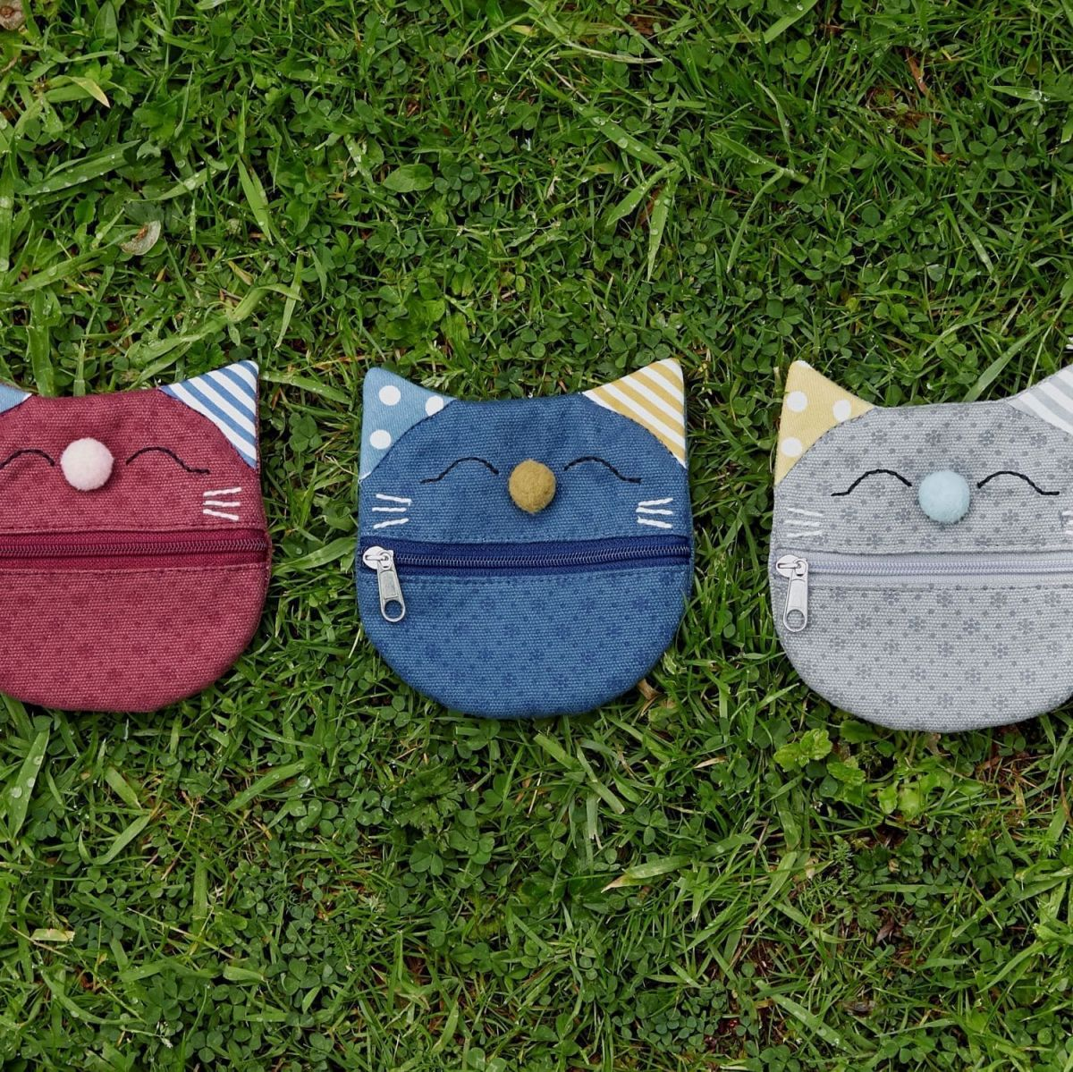 Earth Squared Cat Purse
