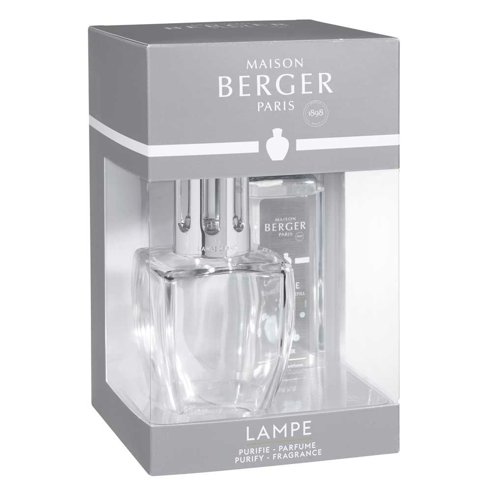 Maison Berger Transparent June Lamp Gift Set