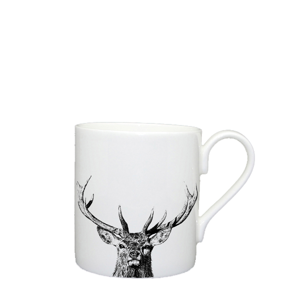 Little Weavers Arts, Majestic Stag, Large Mug