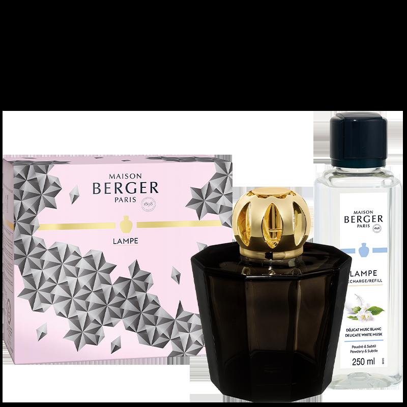 Maison Berger Black Crystal Lamp Gift Pack
